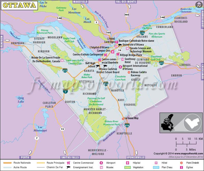 Ottawa Carte