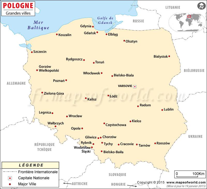 carte-de-pologne-villes