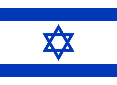 Drapeau de Israel