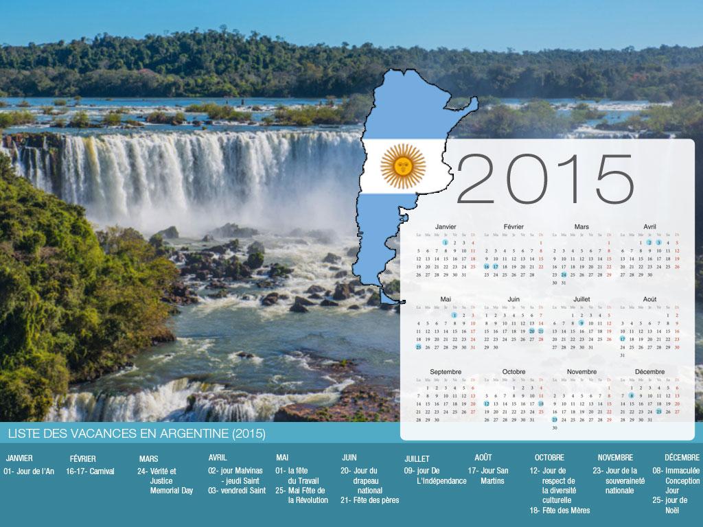 Argentina  Holiday Calendar-800x600