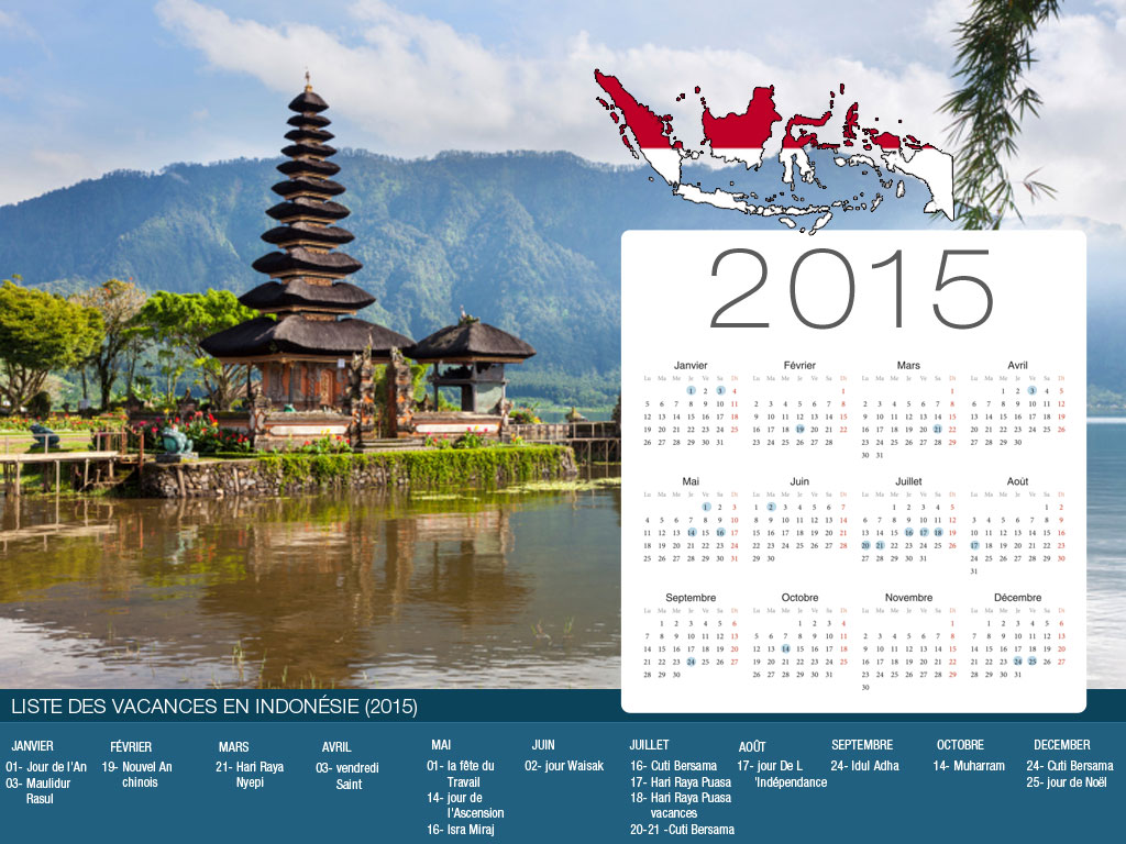 Indonesia Holiday Calendar-800x600