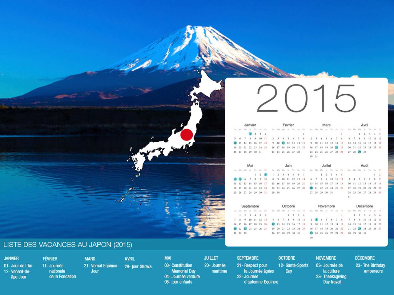 Japan  Holiday Calendar