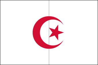 Drapeau de Algerien