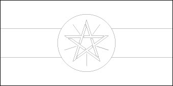 Ethiopia map colouring pages for Ethiopian coloring pages