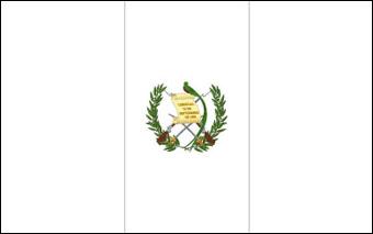Guatemala Symbol Coloring Page