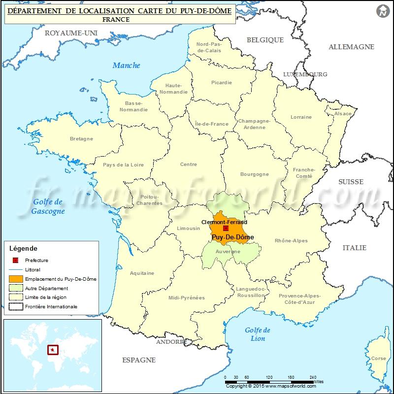 Localisation De La Ville De Vienne En France