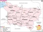 Picardie Railway Carte