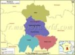 Carte d'Auvergne