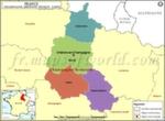 Carte de Champagne Ardenne