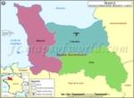 Carte Basse-Normandie
