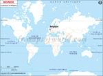 Carte de localisation du Belgique sur la carte mondiale