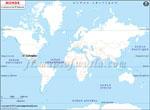 Carte de localisation du El Salvador sur la carte mondiale
