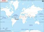 Carte de localisation du Grenade sur la carte mondiale