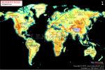 Carte Geographique Du Monde