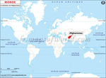 Où est l'Afghanistan