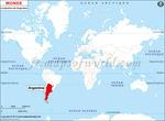 Où est l'Argentine