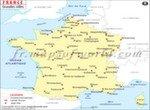 Carte de France Régions