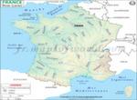 France Rivière Carte