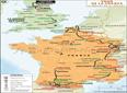 Tour de France Carte