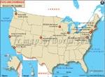 La plupart des aéroports bondés aux États-Unis au cours de Noël