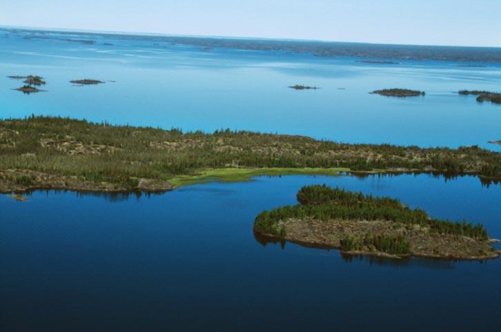 Le Grand Lac des Esclaves