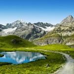 Le Mont Cervin Italie et Suisse