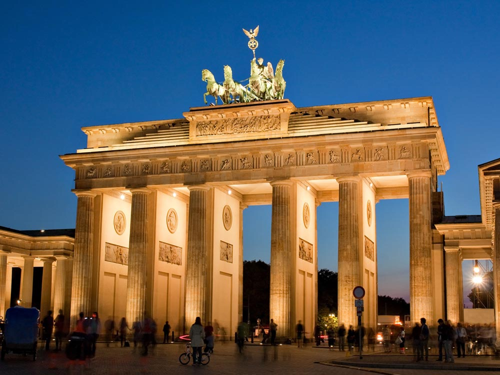 La porte de brandebourg berlin destinations de voyage for Laporte louisiana