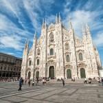 La cathédrale de Milan (Duomo di Milano)