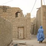 Rues de Tombouctou au Mali